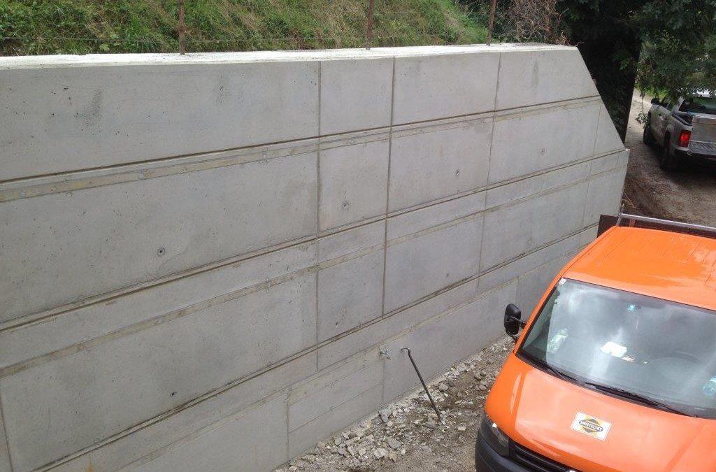 Stützmauersanierung H | Steinach am Brenner