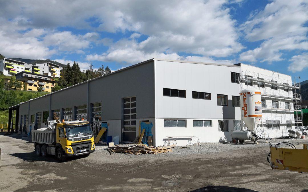 Auer Werkstättengebäude | Matrei am Brenner