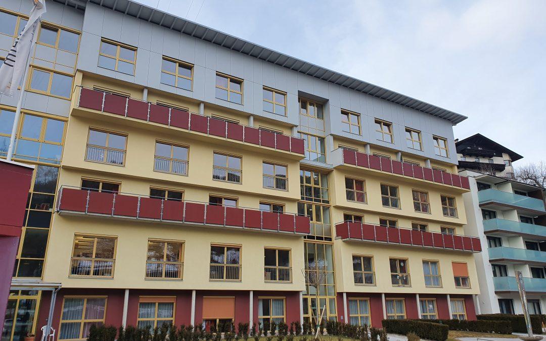 Altersheim Annaheim Aufstockung | Mühlbachl