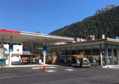 Tankstelle Gutmann | Häselgehr
