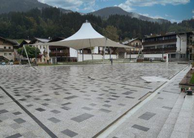 Tiefgarage Schloßplatz | Fügen