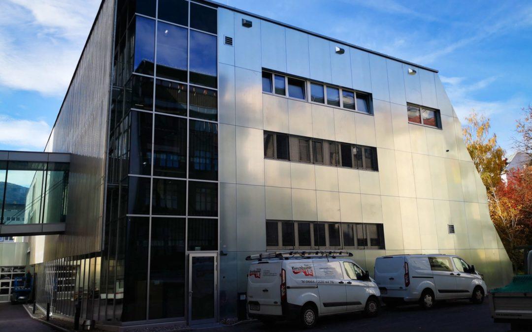 TFBS Werkstättengebäude | Innsbruck