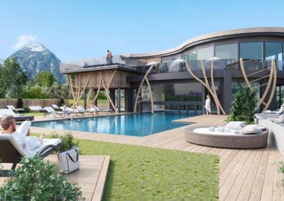 Hotel Wagnerhof Wellnessbereich | Pertisau